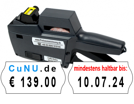 Auszeichner CuNU 2512